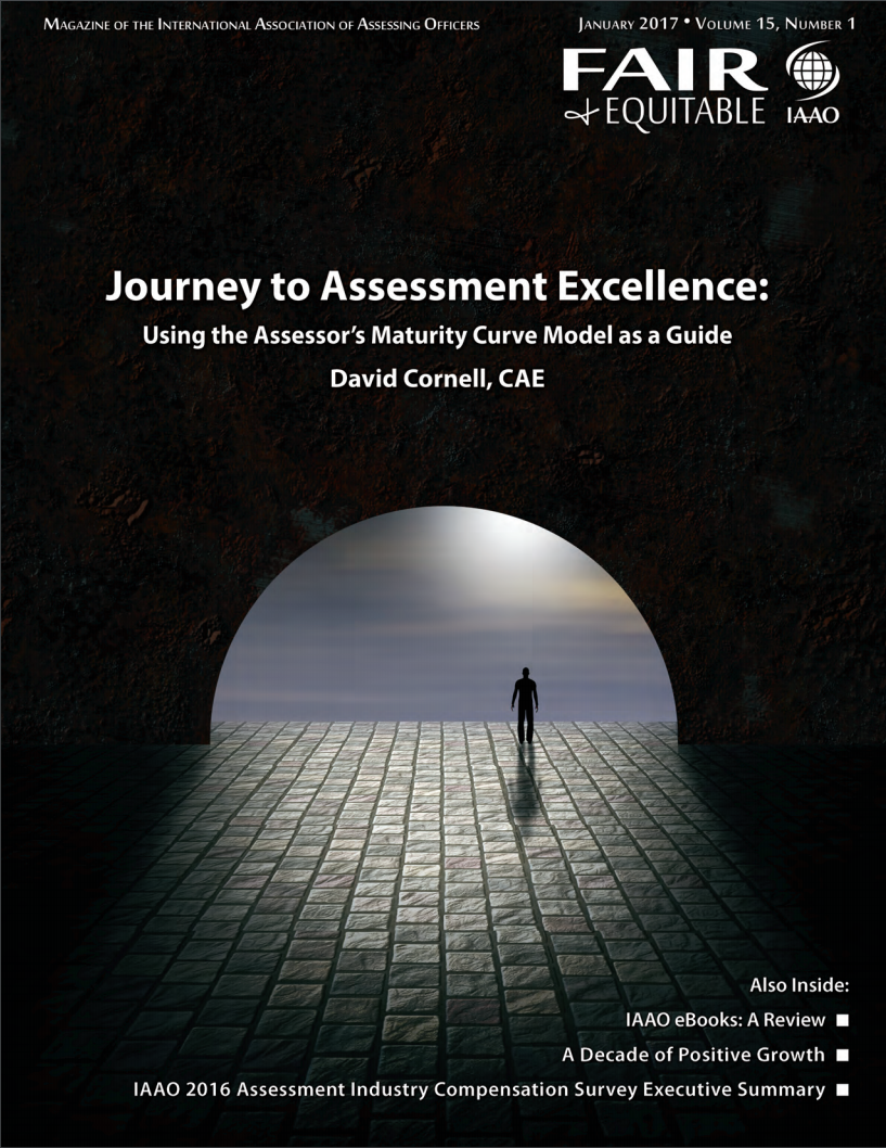 Journey to Assessment Excellence: Using the Assessor's Maturity Curve Model as a Guide